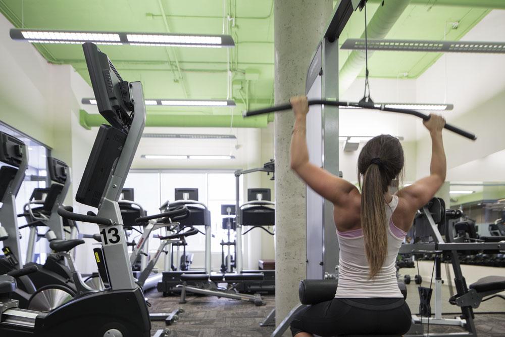 Le Gym, 4855, rue Marc-Blain